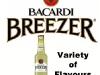 Bacardi Breezers